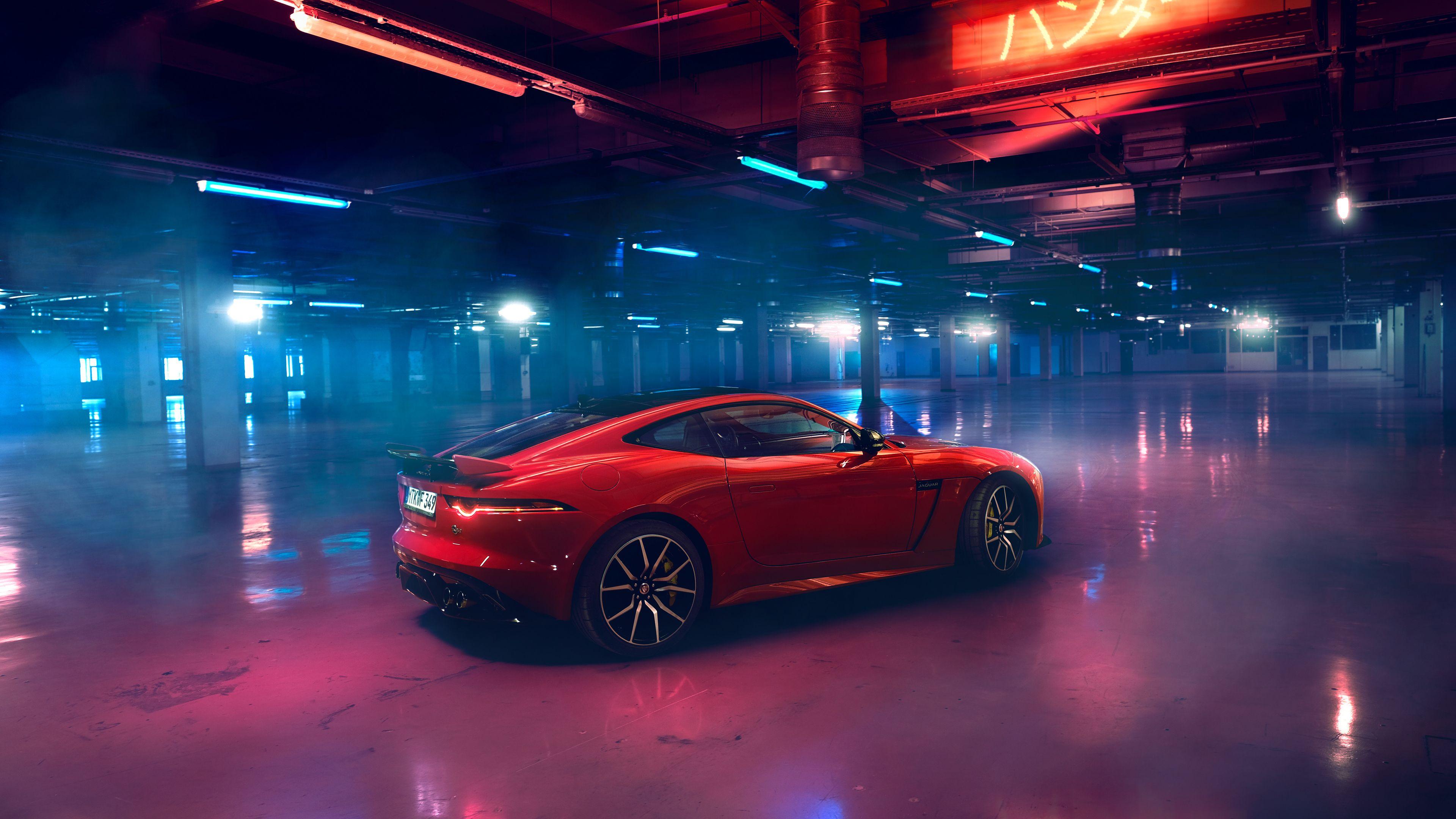 Jaguar F Type 2018 Rear jaguar wallpapers, jaguar f type wallpapers, hd-wallpape…