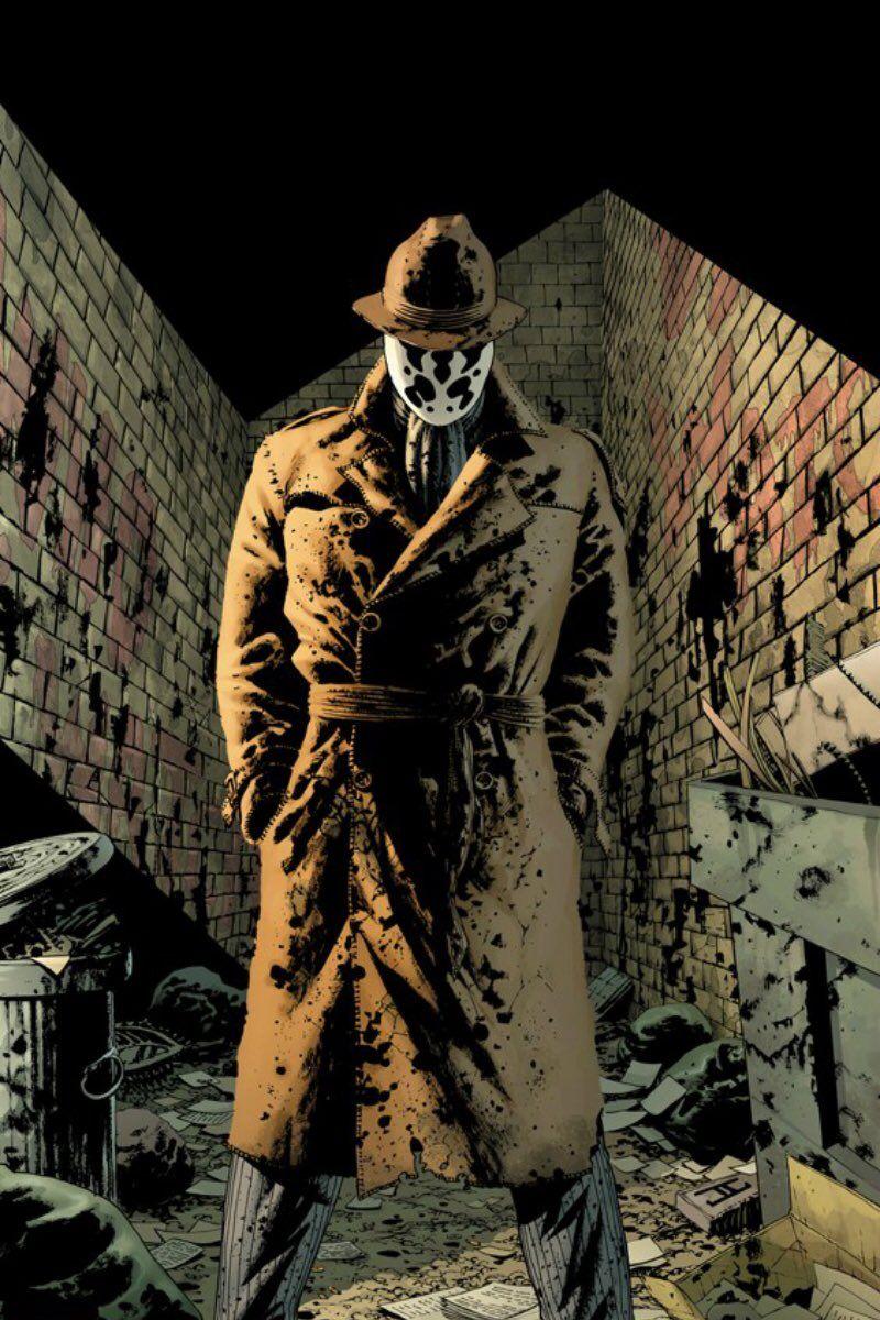 Rorschach by John Cassaday
