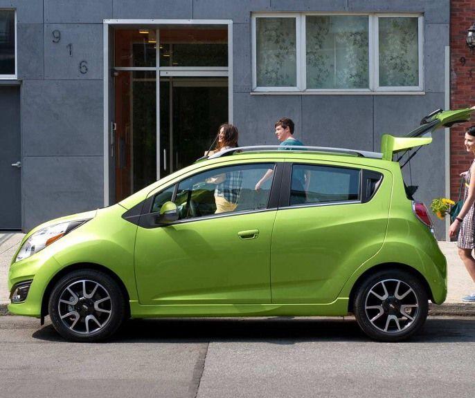 Test Drive Review 2014 Chevrolet Spark 2LT CVT