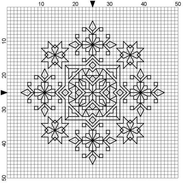 Free blackwork and cross stitch patterns pinteres