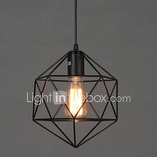 COSMOSLIGHT Lámparas Colgantes Luz Downlight LED Rºstico