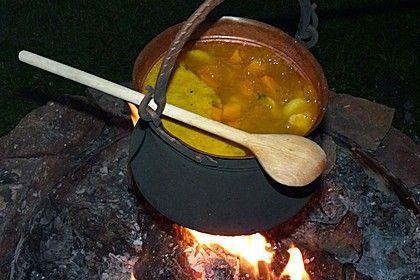 kürbissuppe (rezept mit bild) von elchforceone | chefkoch.de ... - Chefkoch De Kürbissuppe