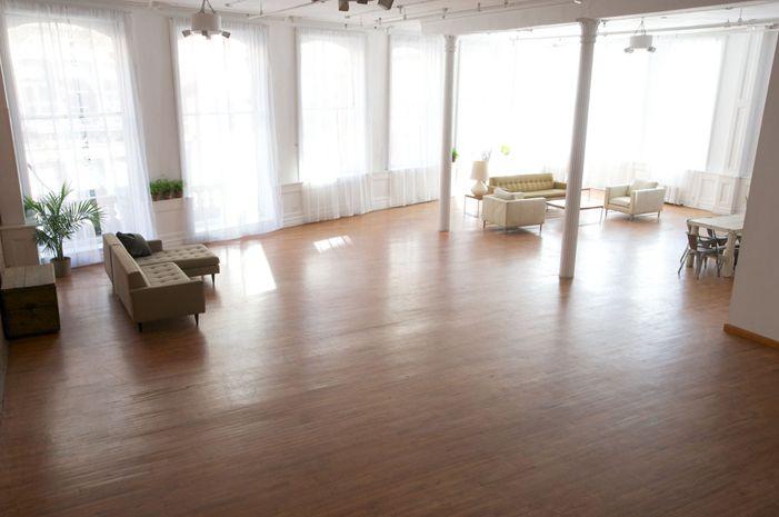 Nyc Studio Rental Wedding Venue Event Space New York City