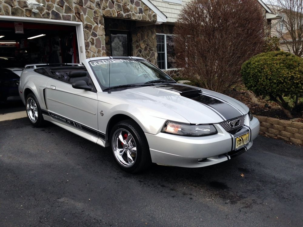 1999 Ford Mustang Gt Convertible 35th Anniversary Edition
