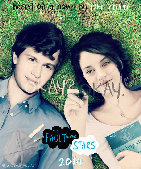 Awesome TFIOS Poster (made by asbehsam.com)