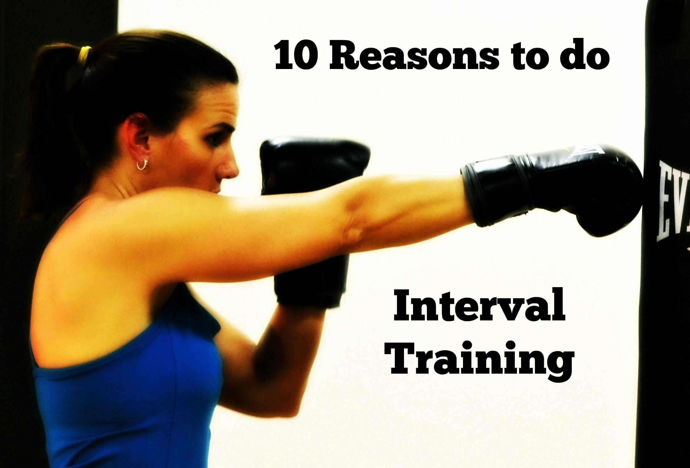 10 Reasons to do Interval Training https://www.facebook.com/InnovativeFitnessTraining
