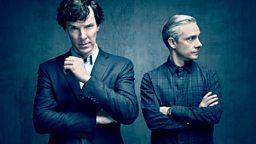 A brand new trailer for Sherlock series 4