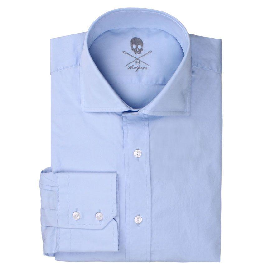 8067fec620 Sevilla Shirt Blue by Scalpers