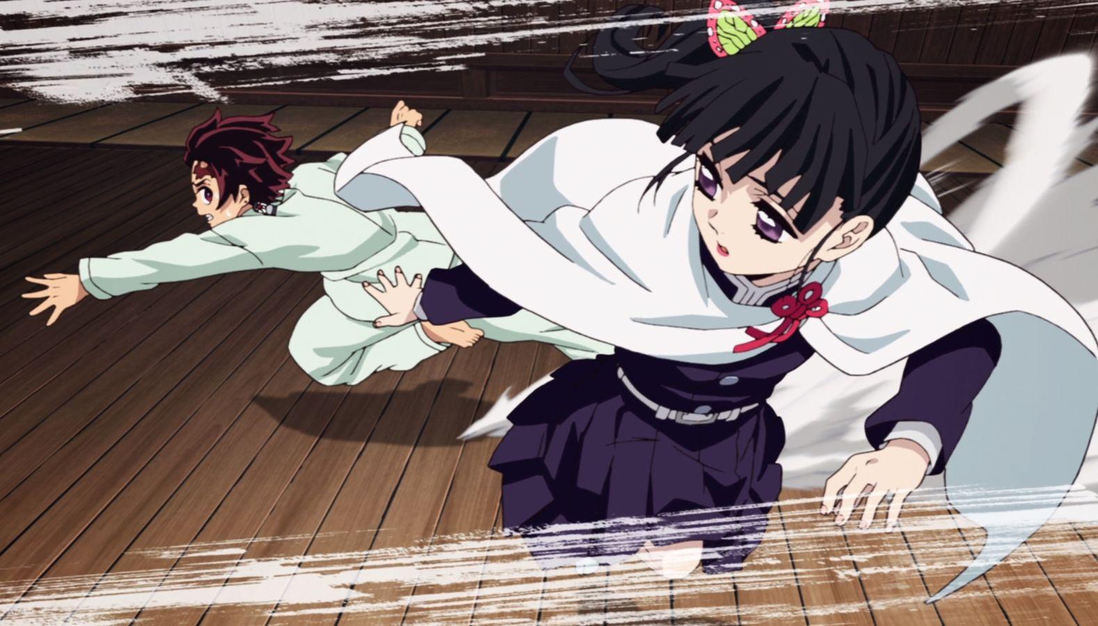 Review of Demon Slayer Kimetsu no Yaiba Episode 25