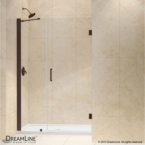 Dreamline Shdr 20457210 04 Dreamline Unidoor Frameless 45 46 Inch