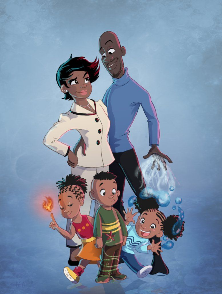 Frozone family by chill13 on DeviantArt