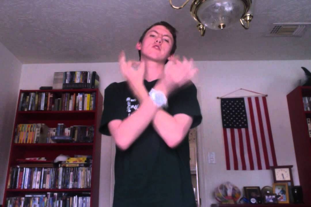 Chandelier By Sia in ASL | American Sign Language/ Any Sign ...