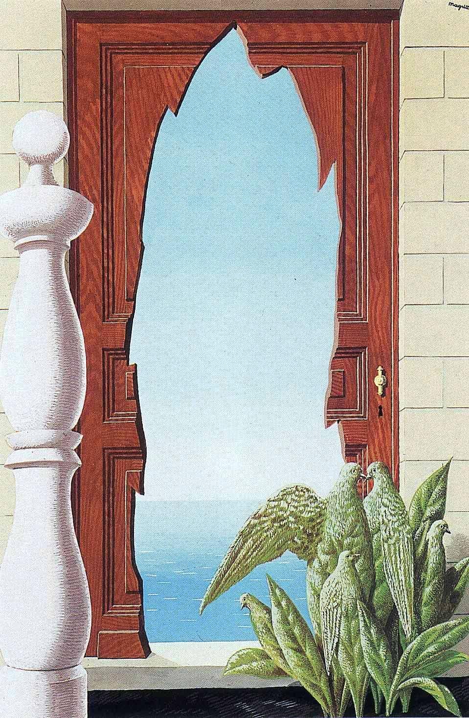 Early Morning 1942 Rene Magritte Rene Magritte Magritte Art Rene Magritte Art
