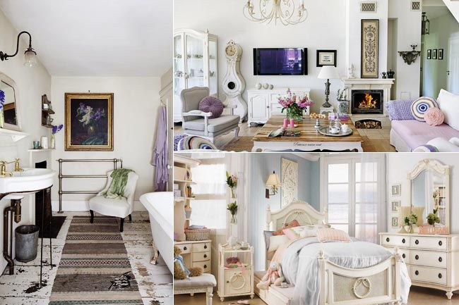 Several Design Tips on Making Your Home Shabby Chic, Welcome back home, house, flat, garden, yard!