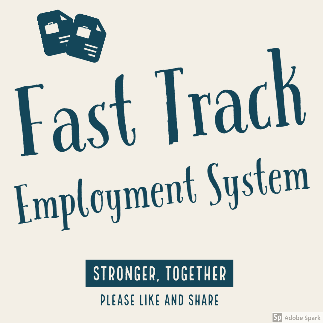 Fast Track Employment System in 2020 Fast track, System
