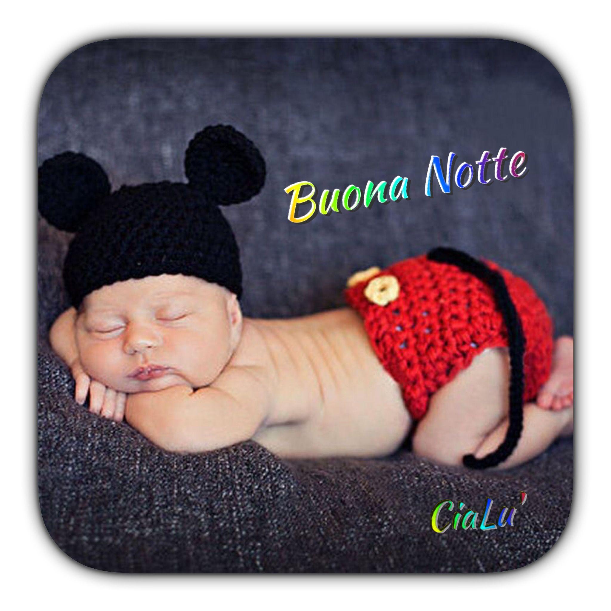 Buona Notte | BUONA NOTTE Buongiorno | Pinterest