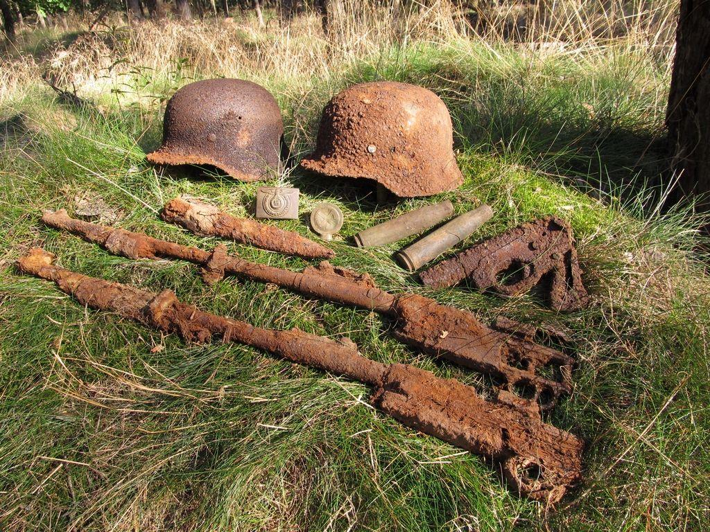 Day reenactment ww ii pictures pinterest - Battle Of The Bulge Relics Military Historyworld War Iimetal