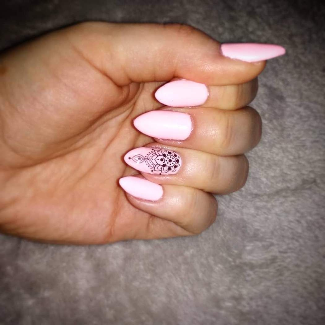 Full Lace Plate Nail Art Stamp Template Image Rectangular Stamping ...