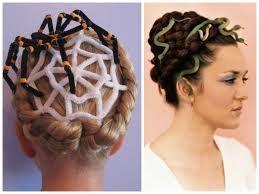halloween hair ideas for girls - Google Search
