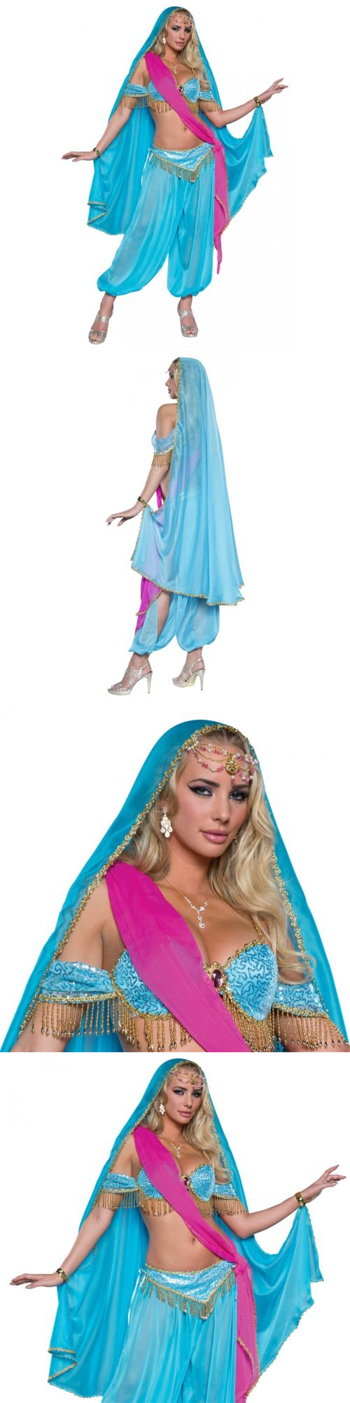 Halloween Costumes Women Exotic Jewel Of The East Costume Halloween Fancy Dress -u003e BUY  sc 1 st  Pinterest & Halloween Costumes Women: Exotic Jewel Of The East Costume Halloween ...
