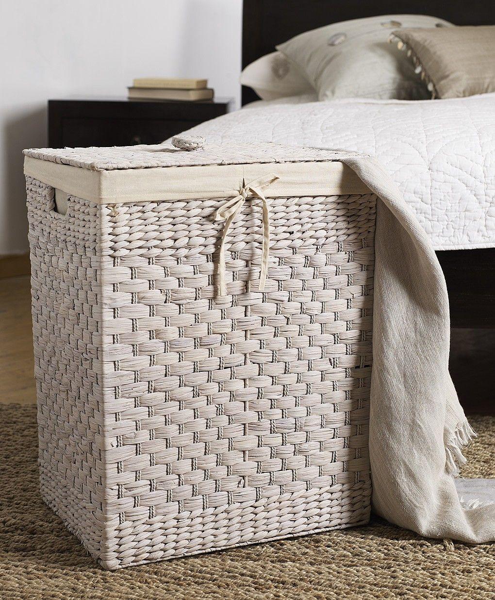 Water Hyacinth Laundry Hamper Laundry Hamper Laundry Basket