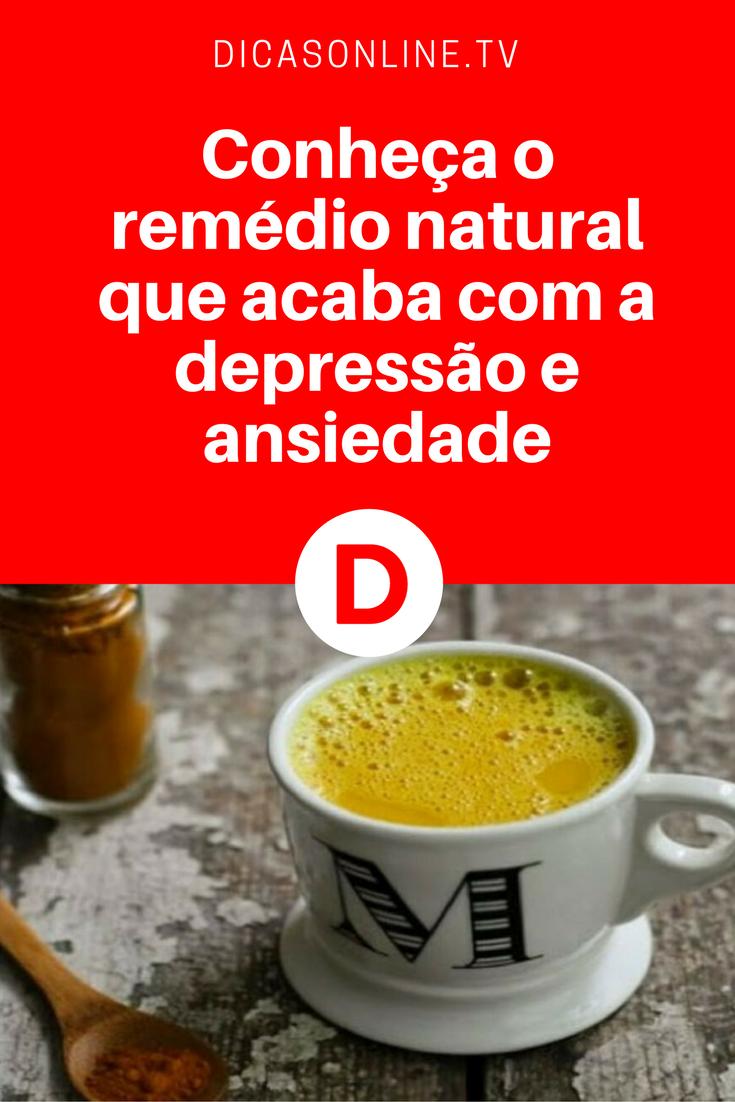 10f430437 Suco de cúrcuma para depressão e ansiedade