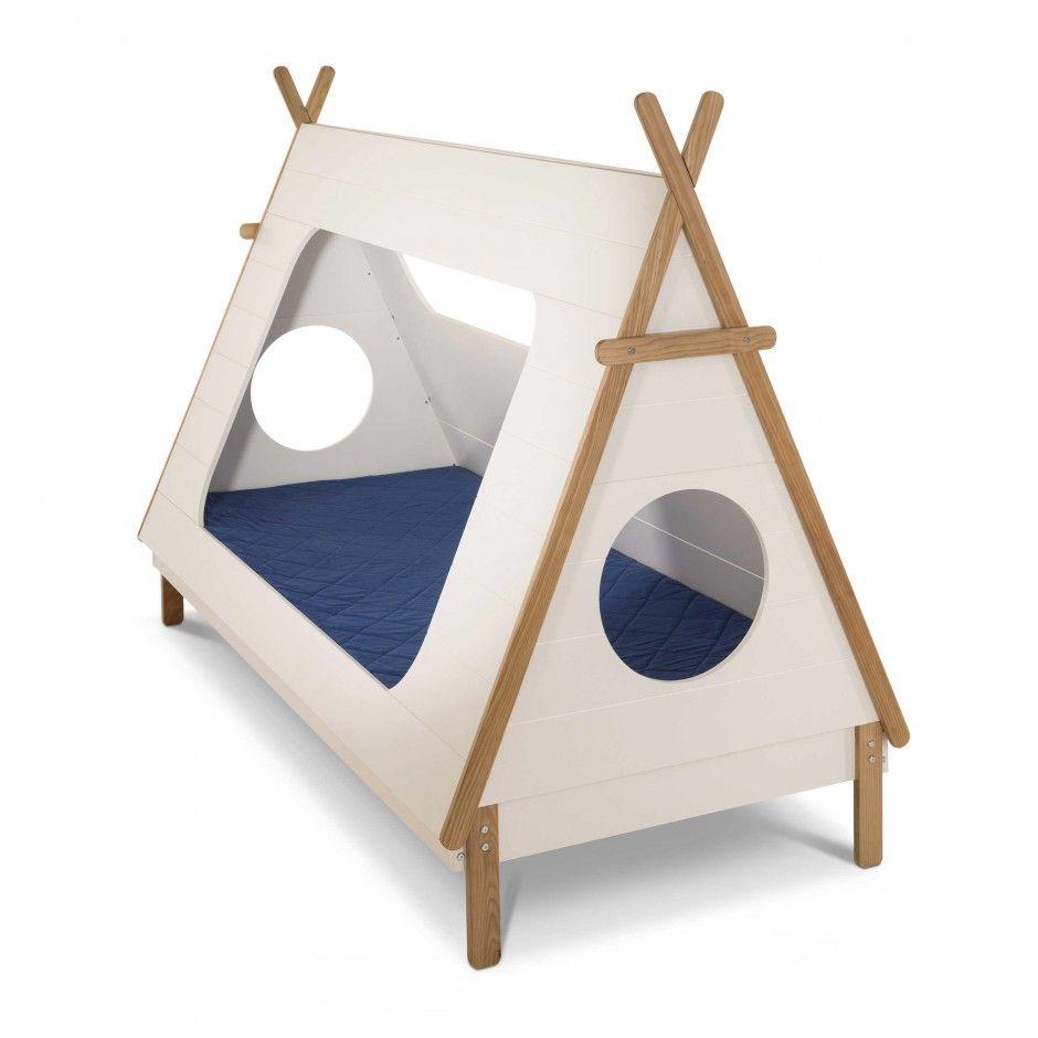bett tipi 90 x 200 cm jugend kinderbetten jugend kinderzimmer m bel baby stuff. Black Bedroom Furniture Sets. Home Design Ideas
