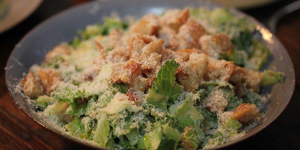 Caesar Salad Recipe Gordon Ramsay