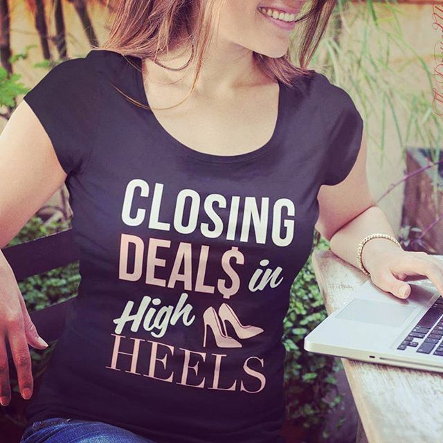 Womanu0027s the most funny Realtor Tshirt Closing deal $ in high - realtor job description