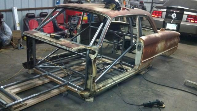 Birds Of Prey Motorsports >> 25.4 falcon build - Yellow Bullet Forums   Tube Chassis ...