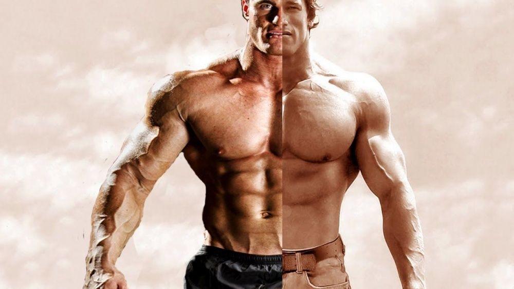 Hunk workout