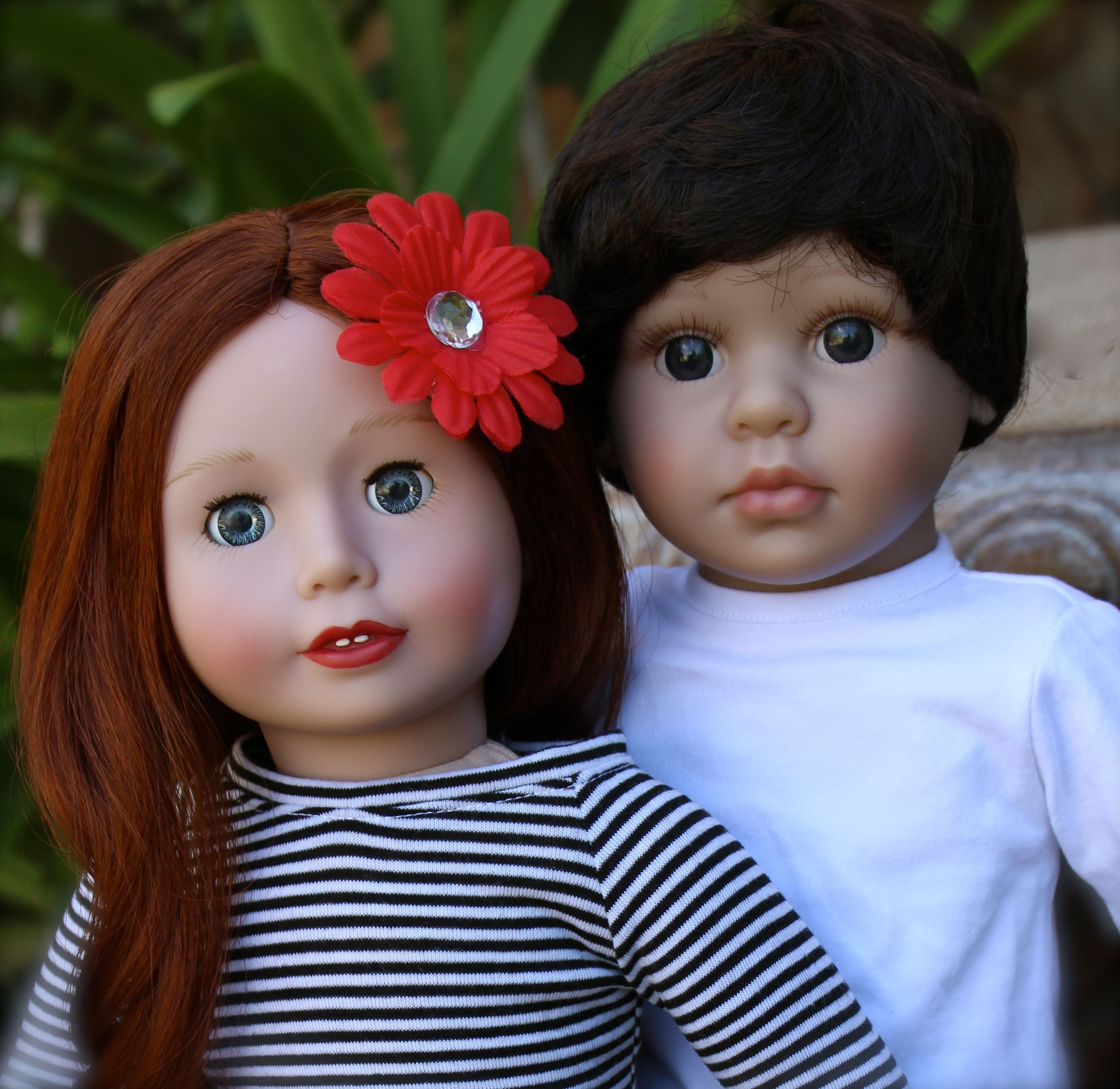 The best 18 inch Doll Video Ever. Harmony Club Dolls. https://www.youtube.com/watch?v=EfPjSajCR-8