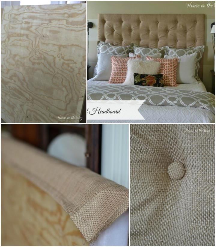 78 Superb DIY Headboard Ideas for Your Beautiful Room - Page 7 of 8 ...