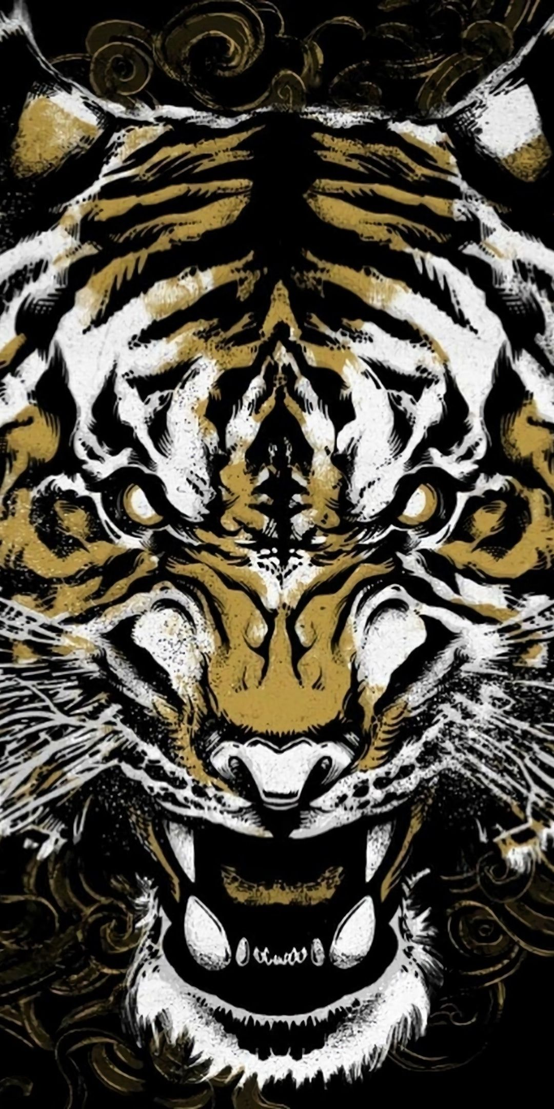 White Tiger 38 Wallpaper Hd Download Hd Wallpaper And Desktop Backgrounds Tiger Wallpaper White Tiger Tiger Head Tattoo