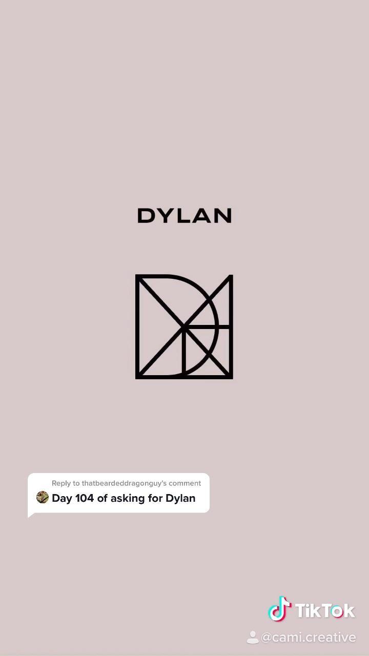 Name Logo Design Dylan Video Initials Logo Design Logo Design Trends Name Logo