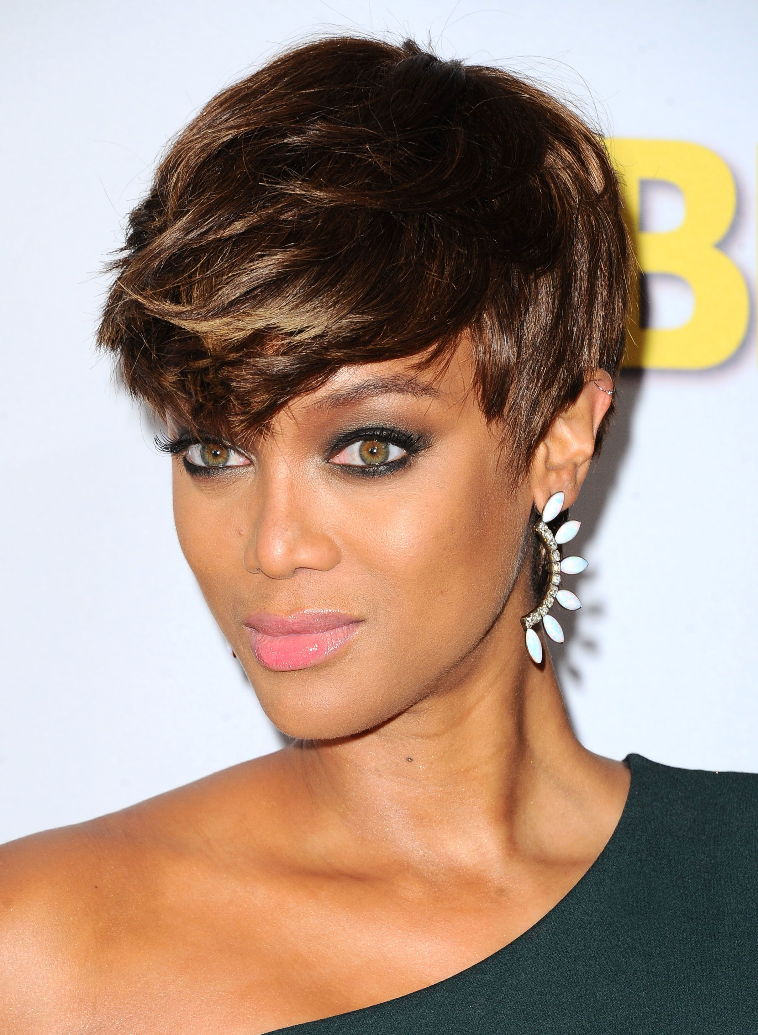 Tyra Banks, Disney ABC Summer Press Tour, 11  Celebrity short