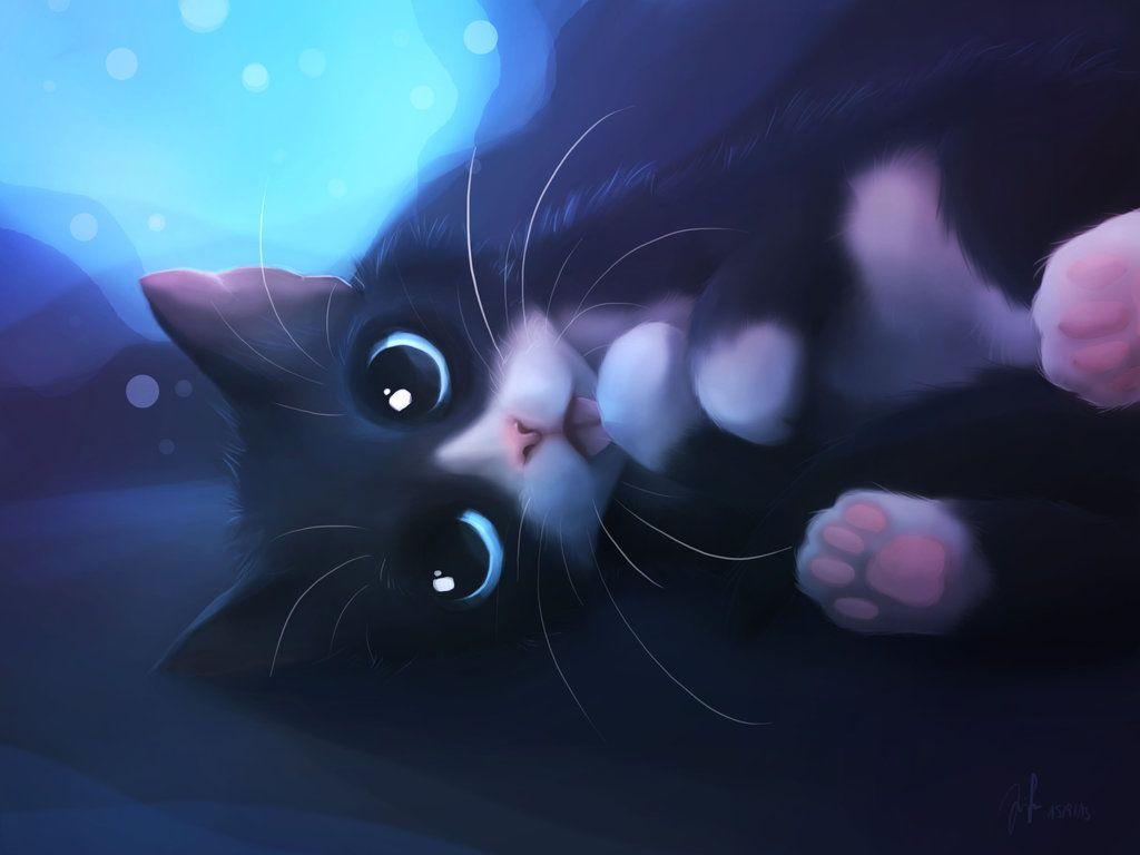 Картинка пьющие коты сможете