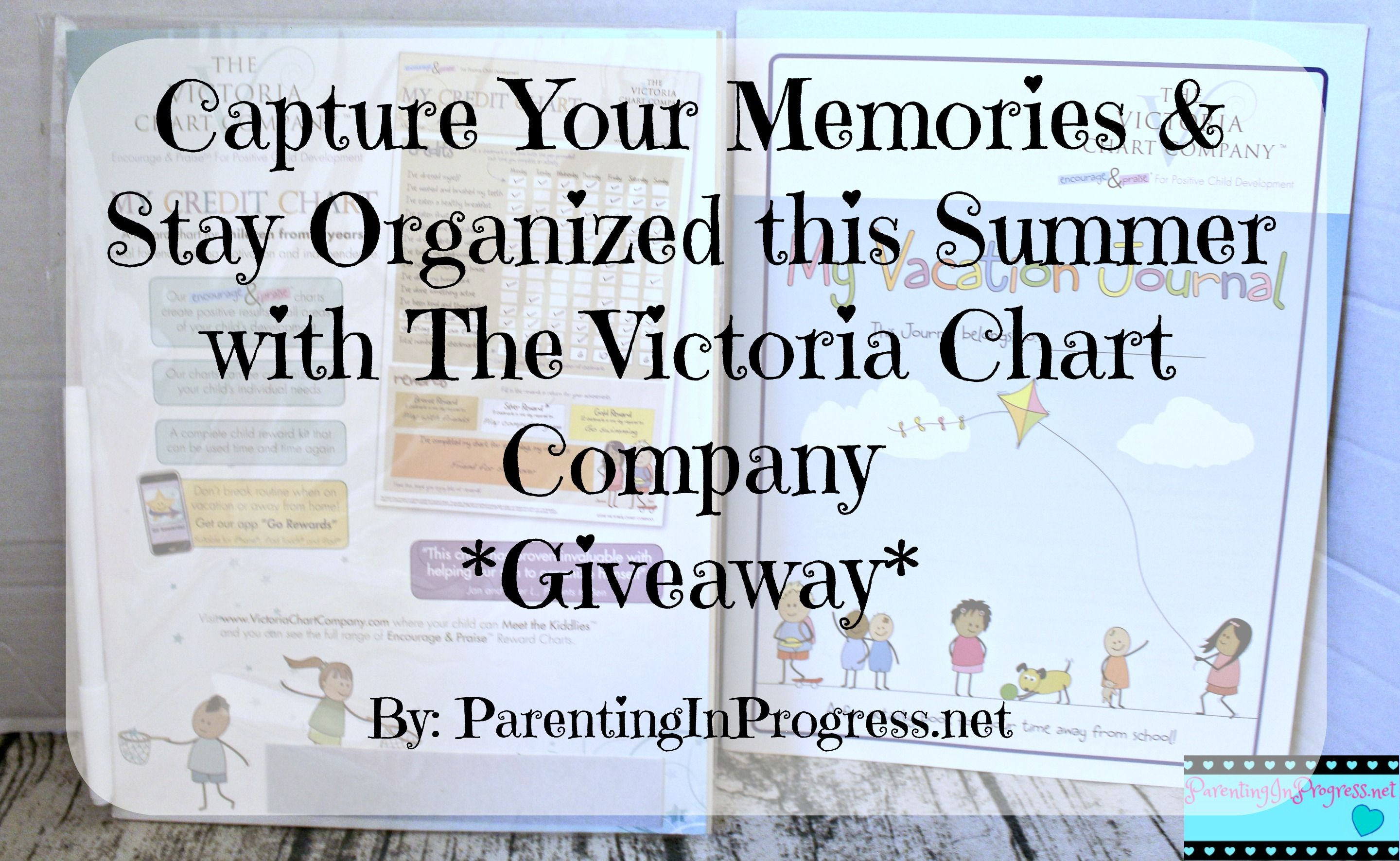 Memories This Summer With A Vacation Journal Charts At The Victoria Chart Company Llc Ad Http Painginprogress Victoriachartcompany