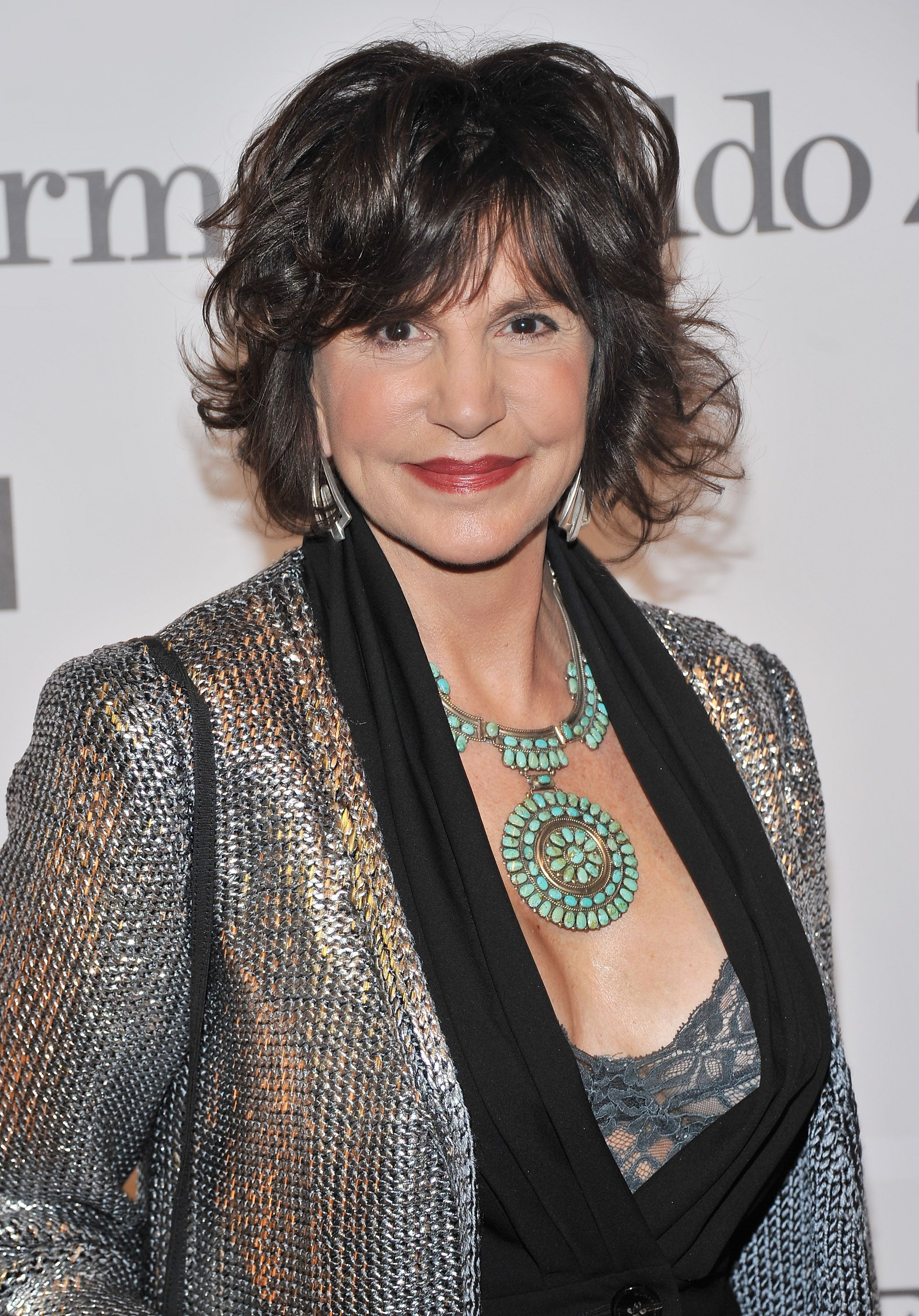Mercedes Ruehl is an american theatre actress. She is ...