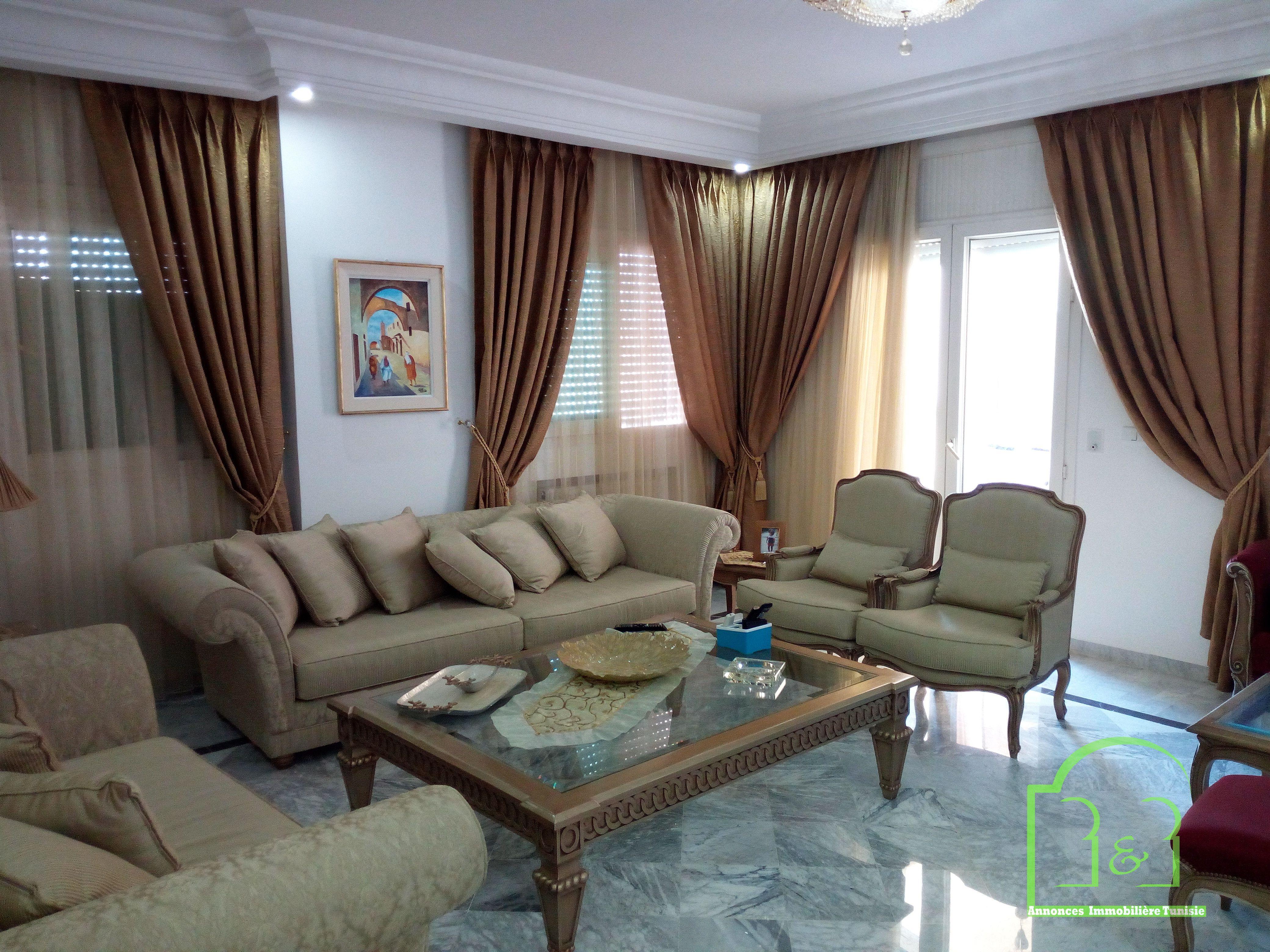 À Vendre à Ariana Appart Lux S3 Spacieux Bnb Tunisie Colorful Apartment Decor Room Decor Apartment Decor