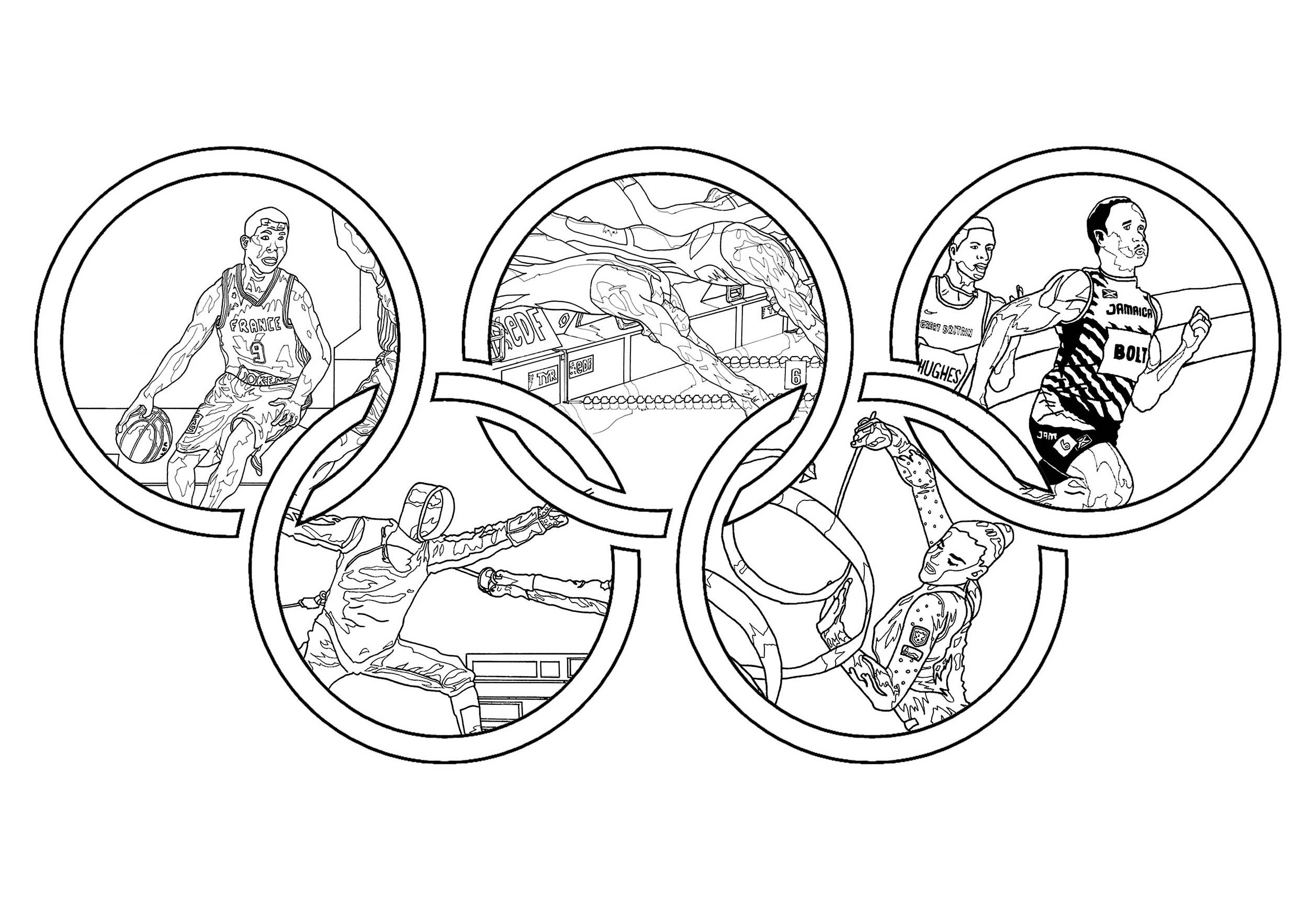 Grab Your Fresh Coloring Pages Sports Download S