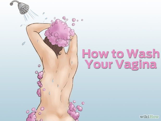 how-to-clean-the-vagina