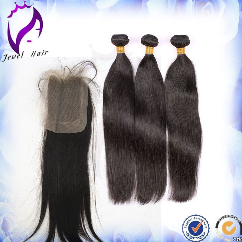 Wholesale Price Straight Hair Extension 8 40inch6 100 Queen Hair