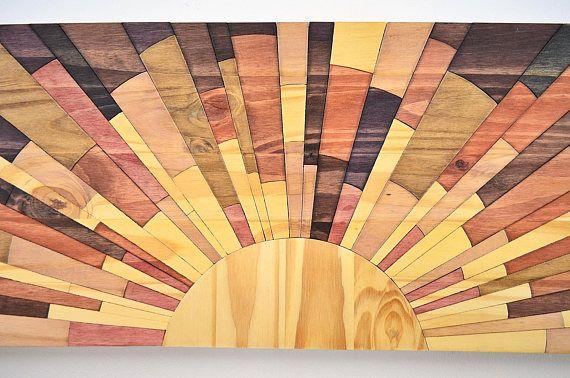 wood art - \