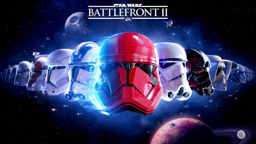 Star Wars Battlefront Ii 2017 By Rivenarivenka On Deviantart Star Wars Battlefront Star Wars Novels Star Wars Art