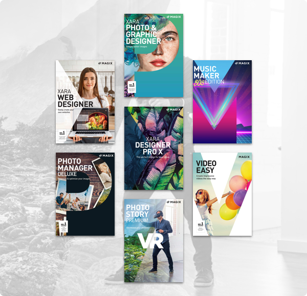 The Humble Software Bundle Ultimate Creative Design By Magix Creative Design Design Creative