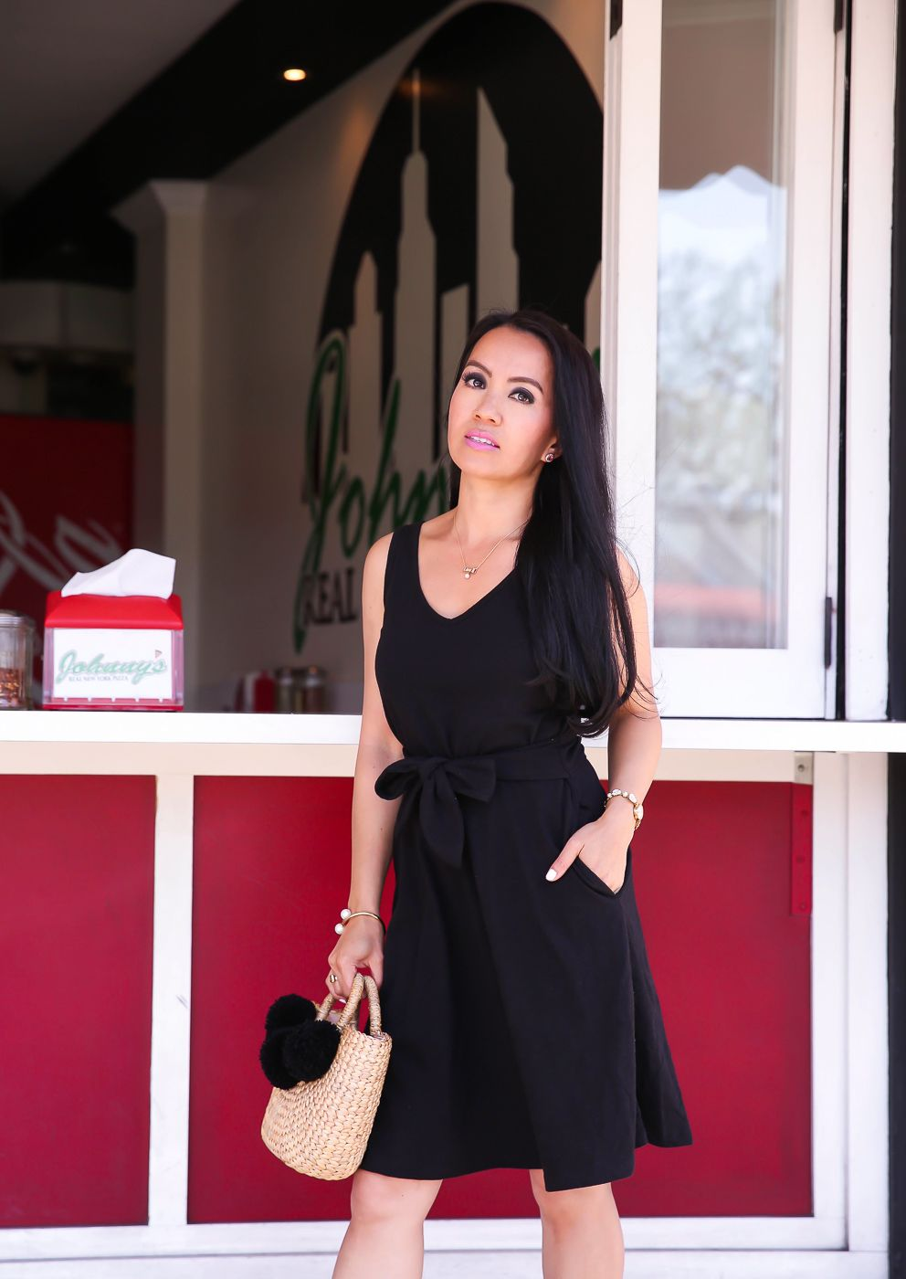 Comfy And Chic Little Black Dress For Summer Stylish Petite Little Black Dress Everyday Dresses Summer Fashion Dresses [ 1400 x 992 Pixel ]
