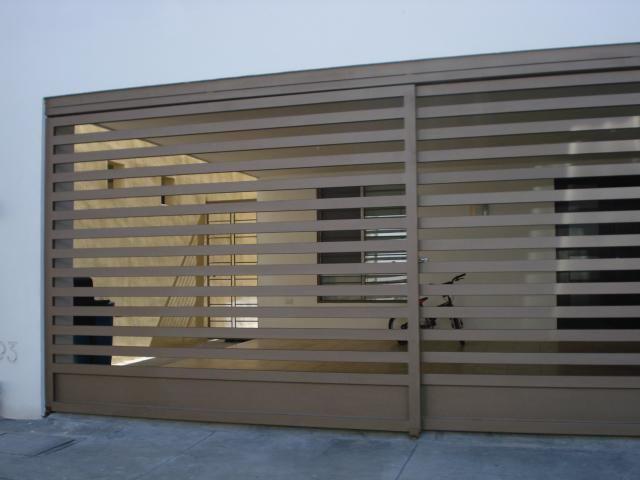 Contemporary Garage Doors And Gates. Stainless Steel Garage Door, Perfect  For Contemporary Style Houses Www.garagedoor4less.com
