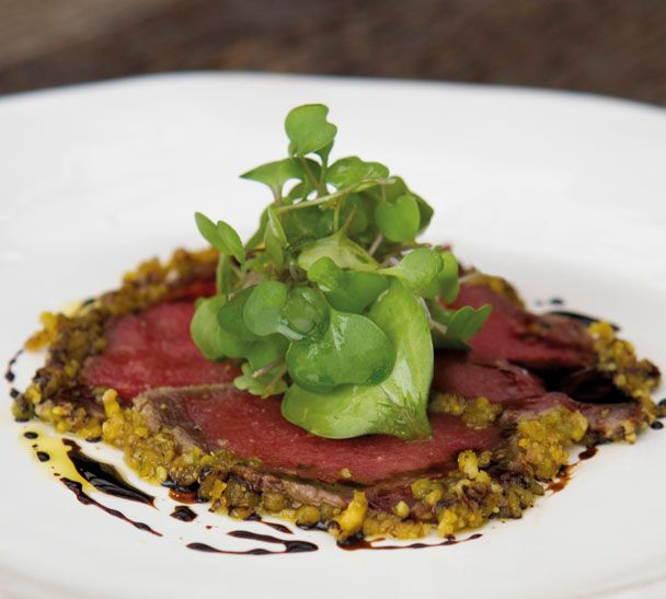 Venison Or Beef Tataki From Episode 2 Of Simple Pleasures
