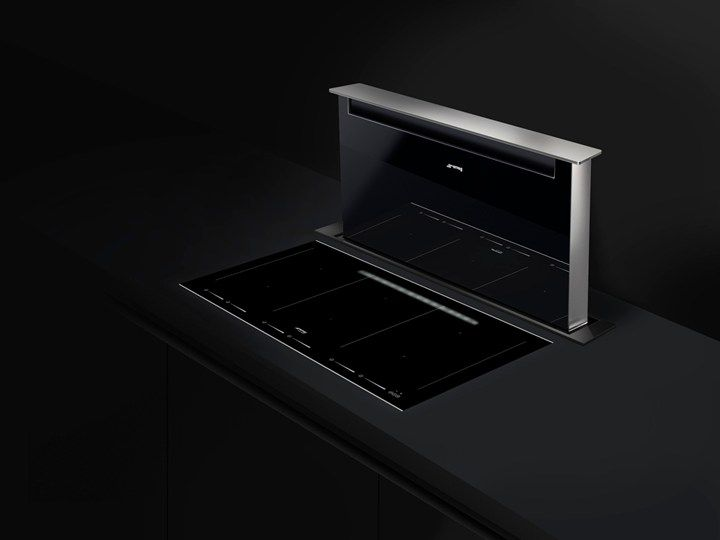 Smeg, estetica e tecnologia in cucina   lartdevivre - arredamento online